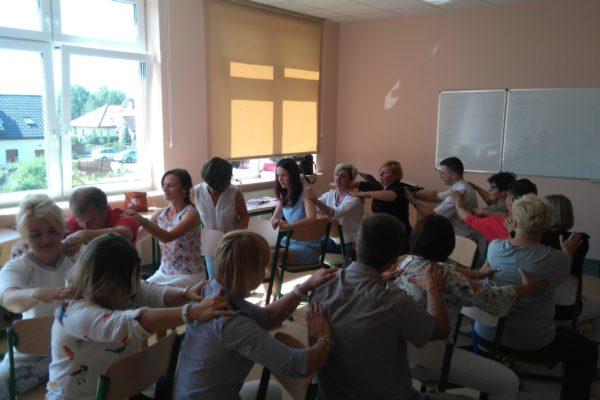 ruch i rytm body percusion warsztaty muzyczne warsztaty ruchowe szkolenia dla nauczycieli