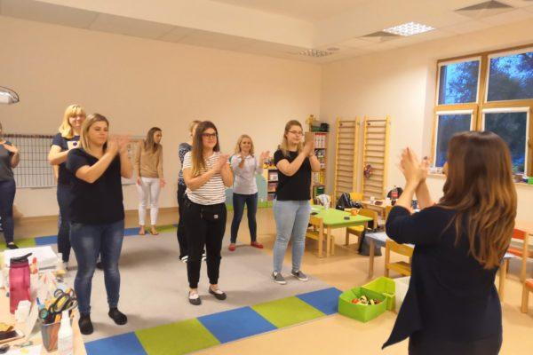 ruch i rytm szkolenie warsztaty dla nauczycieli warszawa