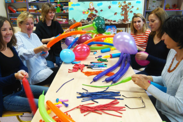 warsztaty plastyczne dla nauczycieli i pedagogów warszawa mazowieckie